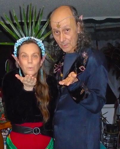 Zardoa and Silver Flame The Silver Elves